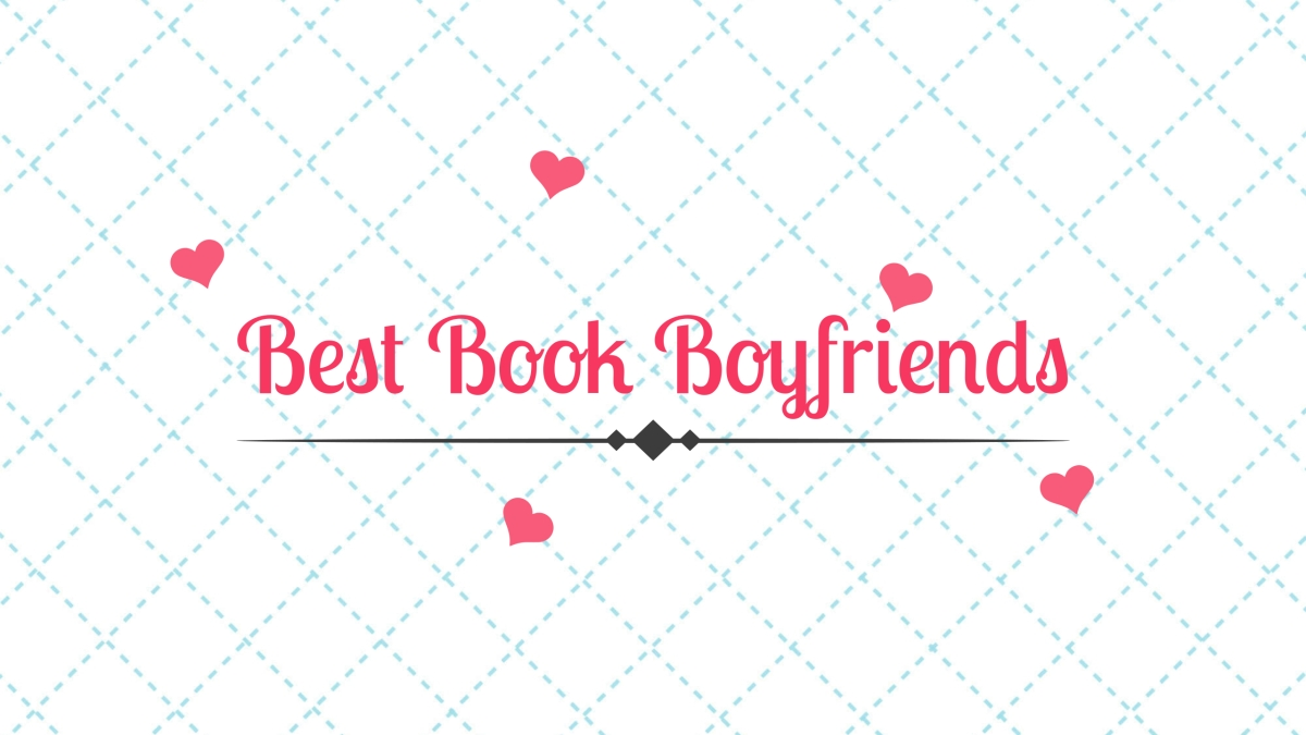 A Definitive Ranking of My Book Boyfriends, Because I'm Alone