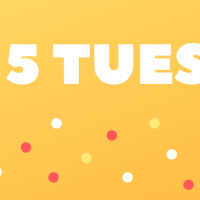 Top 5 Tuesday: FGHIJ